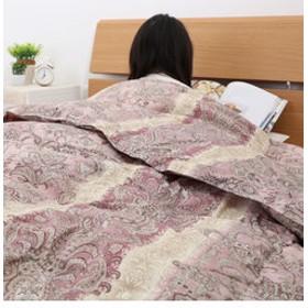 【NISHIKAWA ストア:ベッド・寝具】羽毛2枚合わせ掛け布団 カナディアンナチュラルダウン ホワイトダック90% 0.8+0.3kg (シングル)150×210㎝