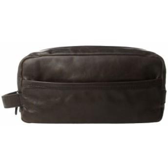 フライ Frye メンズ ポーチ Logan Travel Large Bag Slate Antique Pull Up