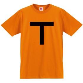 おもしろtシャツ 【TT兄弟】【オレンジT】【XL】/C12/