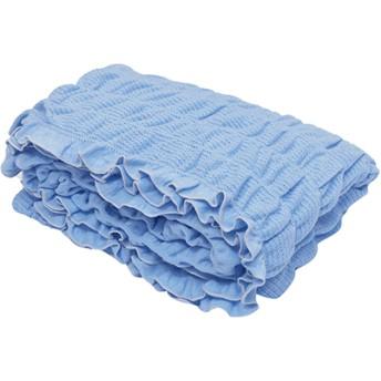 【正規品】涼やか波ケット ブルー驚きの通気力で、さらりと涼やか、快適な眠り<Shop Japan(ショップジャパン)公式>