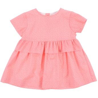 《セール開催中》ALETTA ガールズ 0-24 ヶ月 ワンピース・ドレス ピンク 6 コットン 100%