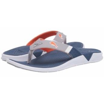 コロンビア Columbia メンズ ビーチサンダル シューズ・靴 Rostra PFG Carbon/Tangy Orange