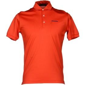 《期間限定 セール開催中》DSQUARED2 メンズ ポロシャツ レッド XS コットン 100%