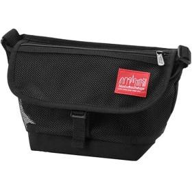[マンハッタンポーテージ] アーバンメッシュカジュアルメッセンジャーバッグ Urban Mesh Casual Messenger Bag ブラック MP1603MESH19