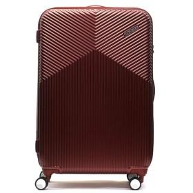 ギャレリア サムソナイト アメリカンツーリスター スーツケース AMERICAN TOURISTER Air Ride Spinner 76 86L DL9 006 ユニセックス バーガンディ F 【GALLERIA】