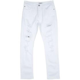 《期間限定 セール開催中》CESARE PACIOTTI 4US ガールズ 9-16 歳 パンツ ホワイト 14 コットン 98% / ポリウレタン 2%