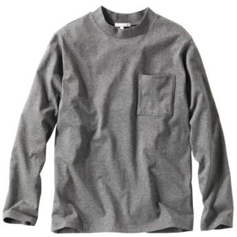 ハイネック長袖Tシャツ Tシャツ・カットソー, T-shirts