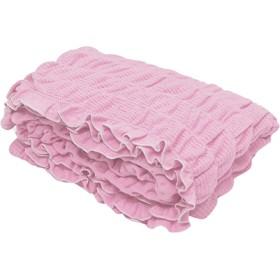 【正規品】涼やか波ケット ピンク驚きの通気力で、さらりと涼やか、快適な眠り<Shop Japan(ショップジャパン)公式>