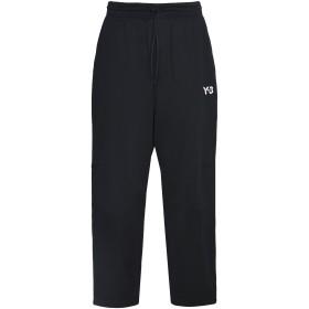 《期間限定セール開催中!》Y-3 メンズ パンツ ブラック XS コットン 100%