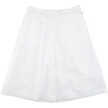 《期間限定 セール開催中》TOMMY HILFIGER ガールズ 3-8 歳 パンツ ホワイト 6 コットン 100% / ポリエステル