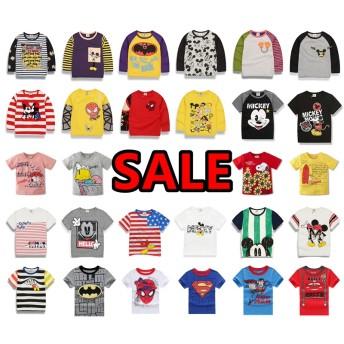 <最終処分セール > 子供服 Tシャツ 60種類以上のデザイン ★喜びのレビュー沢山いただきました★ 安心の国内発送