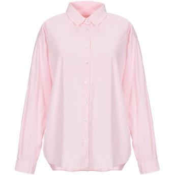 《セール開催中》CLOSED レディース シャツ ピンク XS コットン 100%