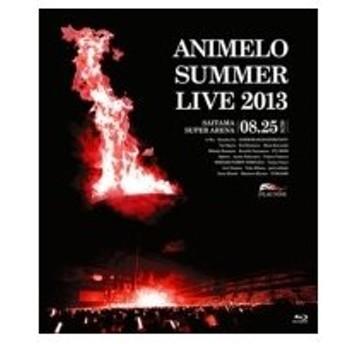 オムニバス(コンピレーション) / Animelo Summer Live 2013 -FLAG NINE- 8.25 (Blu-ray) 〔BLU-RAY DISC〕
