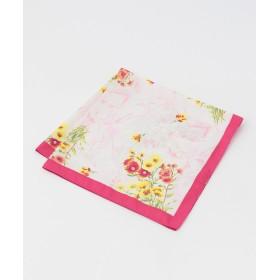 any SiS(エニィスィス)/【洗える】ボタニカルフラワースカーフ