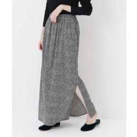 【ジャーナルスタンダード/JOURNAL STANDARD】 《WEB限定》JS+eレオパードプリントスカート