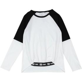 《期間限定 セール開催中》SO TWEE by MISS GRANT ガールズ 9-16 歳 T シャツ ホワイト 9 コットン 95% / ポリウレタン 5%