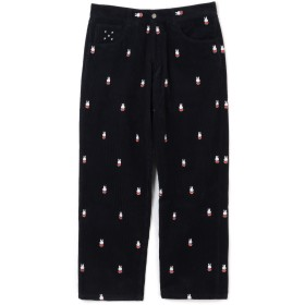 POP TRADING COMPANY(ポップトレーディングカンパニー)/BRUNA EMBROIDERED DRS PANTS
