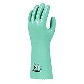 ダイヤゴム  DAILOVE 耐溶剤用手袋 ダイローブ440(M) D440-M [A060313]