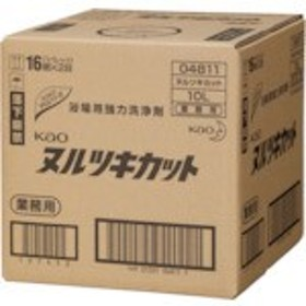 花王 Kao   ヌルツキカット 10L No.048110 [D011016]