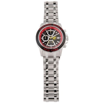 メンズ腕時計 ベルサーリオ HW401SRD ブラックxレッド