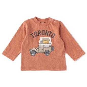 [マルイ]【セール】車フラップTシャツ/プティマイン(petit main)