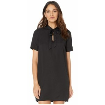 ビーシービージーマックスアズリア BCBGMAXAZRIA レディース ワンピース ワンピース・ドレス Tie Neck Woven Dress Black