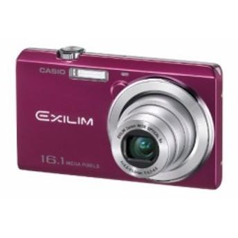 CASIO デジタルカメラ EXILIM EX-ZS12 レッド EX-ZS12RD(中古品)