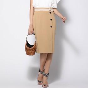 VICKY(ビッキー)/ハイテンション配色ベルトタイトスカート