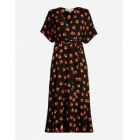 ダイアン フォン ファステンバーグ DIANE VON FURSTENBERG レディース ワンピース ワンピース・ドレス Kelsey floral-print stretch-silk