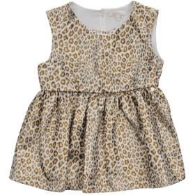 《期間限定 セール開催中》MISS GRANT ガールズ 3-8 歳 ワンピース&ドレス ライトグレー 7 ポリエステル 59% / 金属繊維 41%