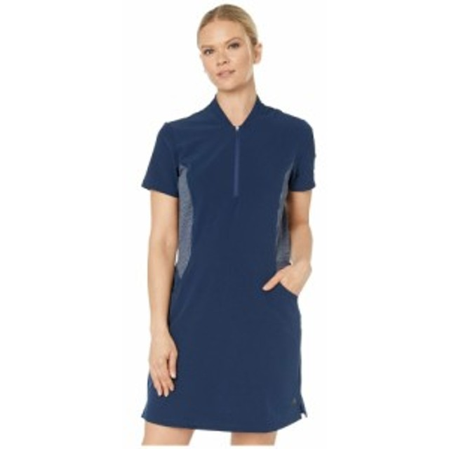 アディダス adidas Golf レディース ワンピース ワンピース・ドレス Rangewear Dress Night Indigo