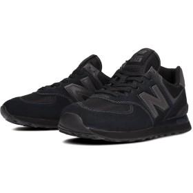 (NB公式)【ログイン購入で最大8%ポイント還元】 ユニセックス ML574 ETE (ブラック) スニーカー シューズ 靴 ニューバランス newbalance