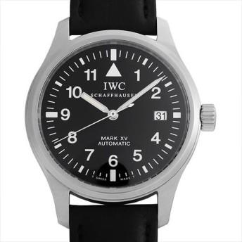 48回払いまで無金利 IWC マーク15 IW325301(3253-01) 中古 メンズ 腕時計 キャッシュレス5%還元