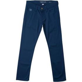 《期間限定セール開催中!》GUESS ボーイズ 3-8 歳 パンツ ダークブルー 8 コットン 98% / ポリウレタン 2%