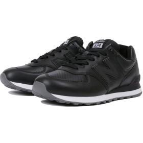 (NB公式)【ログイン購入で最大8%ポイント還元】 ユニセックス ML574 SNR (ブラック) スニーカー シューズ 靴 ニューバランス newbalance