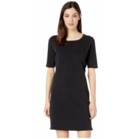 モドオードック Mod-o-doc レディース ワンピース ワンピース・ドレス Cotton Interlock T-Shirt Dress with Side Zip and Hand Stitch B