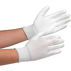 ミドリ安全  品質管理用手袋(手のひらコート) 10双入 Sサイズ MCG500N-S [A060304]