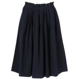【Green Parks:スカート】・フリルウエストギャザースカート