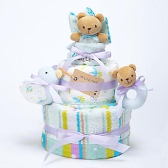 【ANGELIEBE/エンジェリーベ】【訳ありセール】HAPPY CAKE B ブルー