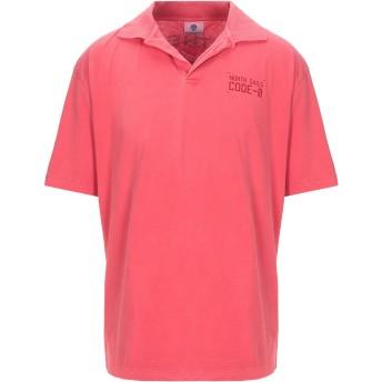 《期間限定セール開催中!》NORTH SAILS メンズ ポロシャツ レッド XXL コットン 100%