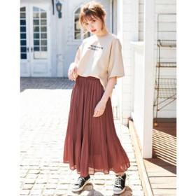 【INGNI:スカート】JZプリーツ スカート
