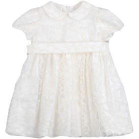 《期間限定セール開催中!》IL GUFO ガールズ 0-24 ヶ月 ワンピース・ドレス ホワイト 6 ウール 50% / アクリル 40% / ナイロン 10%