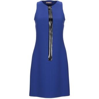 《セール開催中》MICHAEL KORS COLLECTION レディース ミニワンピース&ドレス ブライトブルー 2 バージンウール 100%