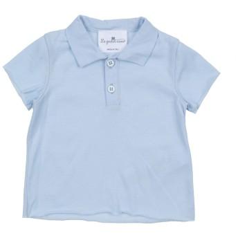 《セール開催中》LE PETIT COCO ボーイズ 0-24 ヶ月 ポロシャツ スカイブルー 3 コットン 100%