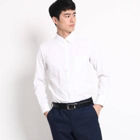 THE SHOP TK(Men)(ザ ショップ ティーケー:メンズ)/【抗菌・防臭】市松ドビーシャツ(ボタンダウン)