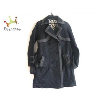 ヴェロフォンナ Re.Verofonna コート サイズ36 S レディース ネイビー 春・秋物 新着 20190821