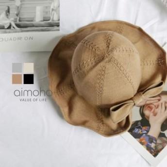 折り畳み可能ハット 帽子 レディース つば広 つば広ハット 紫外線対策 折りたたみ帽子 つば広帽子 夏 運動会 旅行