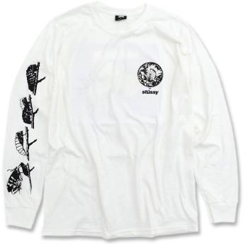 [ステューシー] Tシャツ 長袖 メンズ Spirit Guide サイズXL ホワイト [並行輸入品]