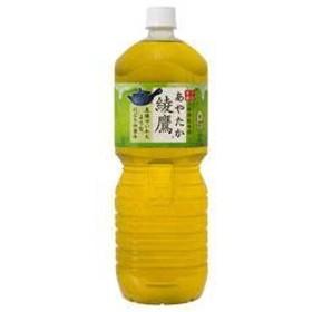 【送料無料】コカコーラ 綾鷹 2Lペットボトル×6本入