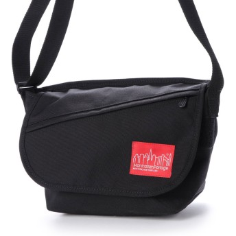 マンハッタンポーテージ Manhattan Portage NYC Print Casual Messenger Bag JR (Black)